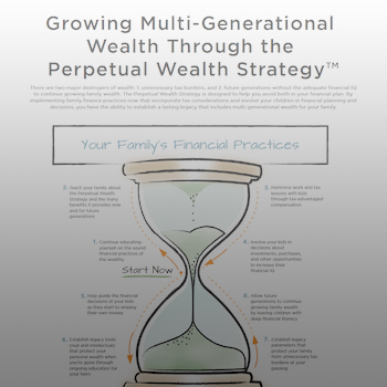 Growing Multi-Generational Wealth Through the Perpetual Wealth Strategy