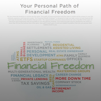 Your Personal Path of Financial Freedom